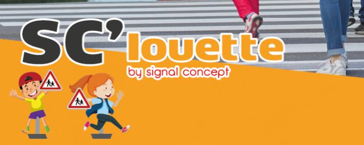 Silhouette de dissuasion SC'LOUETTE by Signal Concept